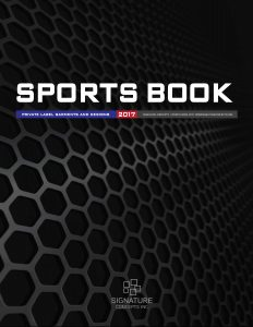 Signature Concepts, Inc. 2017 Sportsbook