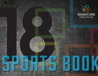 Signature Concepts, Inc. 2018 Sportsbook